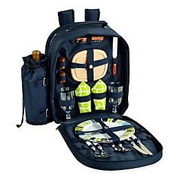 Picnic at Ascot Trellis 2-Person Picnic Backpack
