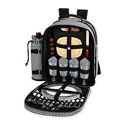 Picnic at Ascot 4-Person Picnic Backpack