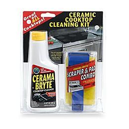 Cerama Bryte® Cooktop Cleaner Kit