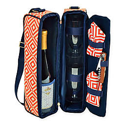 Picnic at Ascot Sunset Wine Tote for 2