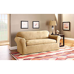 3 cushion sofa slipcovers | Bed Bath & Beyond