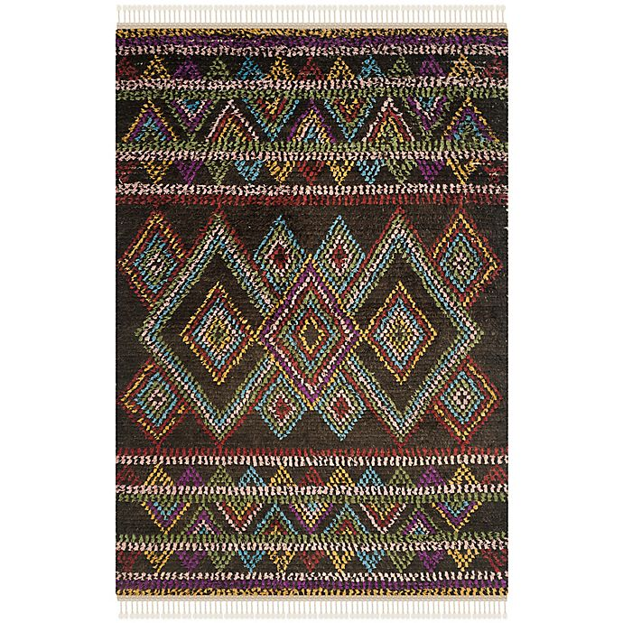 Alternate image 1 for Safavieh Kenya Geometric 9-Foot x 12-Foot Multicolor Area Rug
