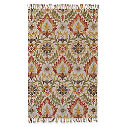 Feizy Bromeliad Abelia Rug in Natural