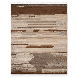 Safavieh Kenya Textured Clouds Rug in Ivory/Grey