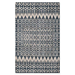 Safavieh Kenya Tribal Area Rug in Charcoal