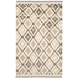Safavieh Kenya Diamond 9-Foot x 12-Foot Area Rug in Natural