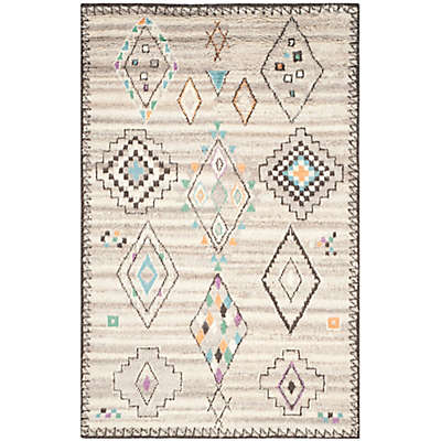 Safavieh Kenya 6-Foot x 9-Foot Area Rug in Natural