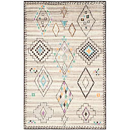 Safavieh Kenya 6 Foot X 9 Area Rug In Natural