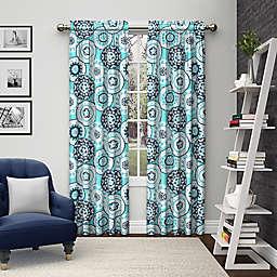 Pairs to Go™ Bradway Rod Pocket Window Curtain Panel Pair