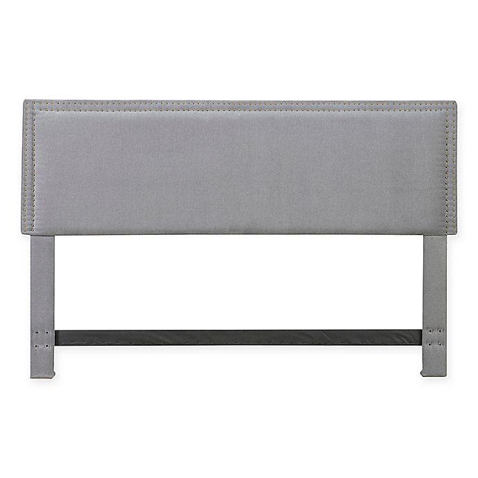 Alternate image 1 for Serta® Nova King Headboard in Slate Grey