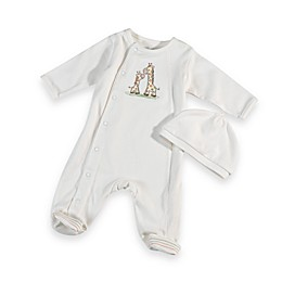 Little Me® Giraffe Footie with Cap