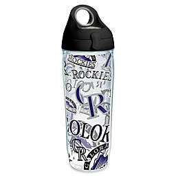 Tervis® MLB Colorado Rockies 24 oz. Logo Wrap Water Bottle with Lid