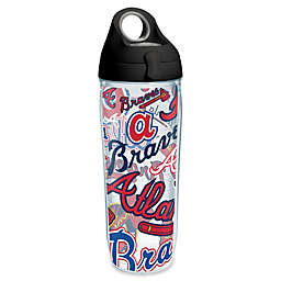 Tervis® MLB Atlanta Braves 24 oz. Logo Wrap Water Bottle with Lid