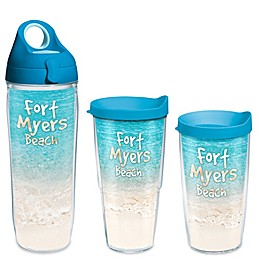 Tervis® Tropical Beach Fort Myers Wrap Drinkware with Lid