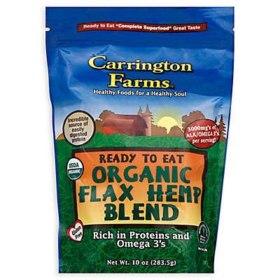 Carrington Farms™ 10 oz. Ready To Eat Organic Flax Hemp Blend