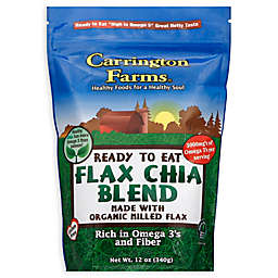 Carrington Farms™ 12 oz. Ready To Eat Organic Flax Chia Blend