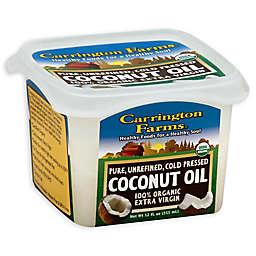 Carrington Farms™ 12 oz. Organic Extra Virgin Coconut Oil
