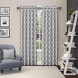 Pairs to Go™ Vickery Light Filtering Rod Pocket Window Curtain Panels (Set of 2)