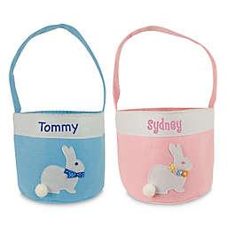 Bunnies Easter Basket