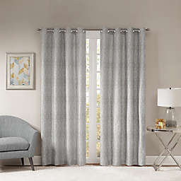 Templeton Grommet Top Window Curtain Panel