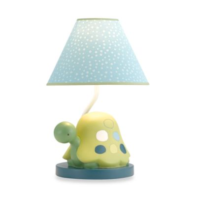 Cocalo Baby 174 Turtle Reef Lamp Base And Shade Bed Bath
