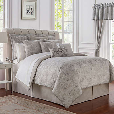 Waterford® Sophia Reversible Comforter Set