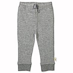 Burt's Bees Baby® Size 3-6M Loose Pique Jogger Pant in Grey
