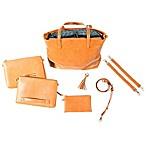 Bella Tunno™ Boss 5-in-1 Diaper Bag in Cognac