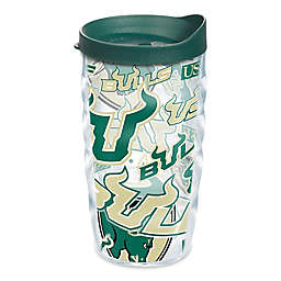 Tervis® University of South Florida 10 oz. Wavy Wrap Tumbler with Lid