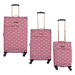 Jenni Chan Aria Snow Flake Luggage Collection