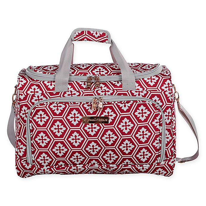 Alternate image 1 for Jenni Chan Aria Snow Flake 17-Inch City Duffle Bag