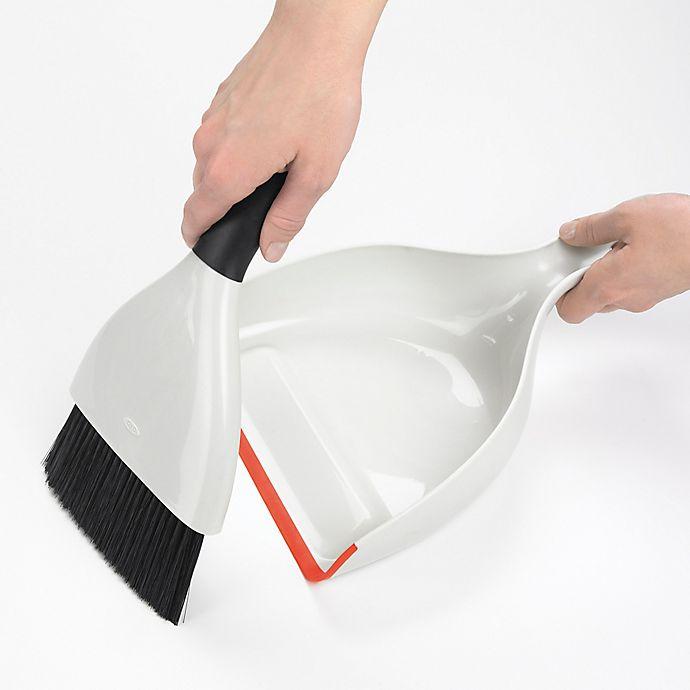 Alternate image 1 for OXO Good Grips® Dustpan and Brush Set