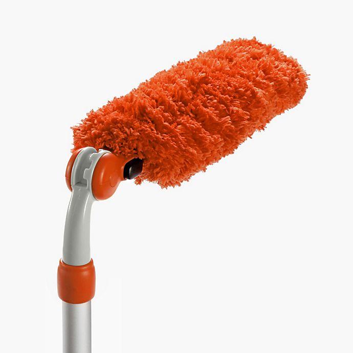 Alternate image 1 for OXO Good Grips® Microfiber Extendable Duster