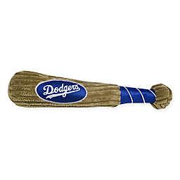 MLB Los Angeles Dodgers Baseball Bat Pet Toy