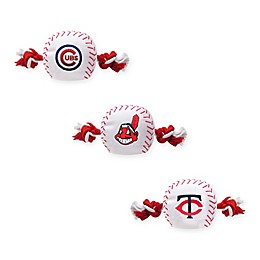 MLB Baseball Pet Rope Toy