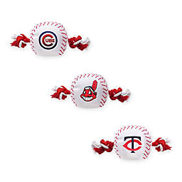 MLB Baseball Pet Rope Toy Collection