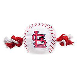 MLB St. Louis Cardinals Baseball Pet Rope Toy