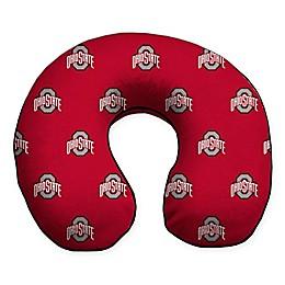 Ohio State University Plush Microfiber Travel Pillow