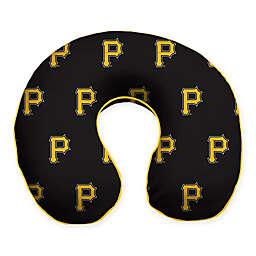 MLB Pittsburgh Pirates Plush Microfiber Travel Pillow