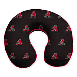 MLB Arizona Diamondbacks Plush Microfiber Travel Pillow