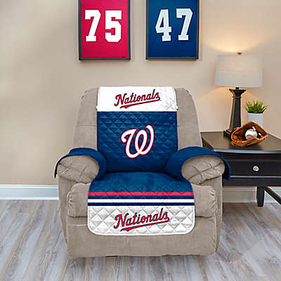 MLB Washington Nationals Recliner Protector