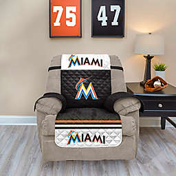 MLB Miami Marlins Recliner Protector