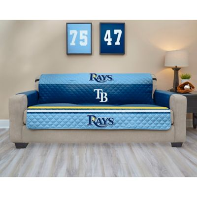 Mlb Team Logo Sofa Cover Bed Bath Amp Beyond
