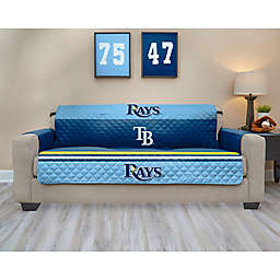 MLB Team Logo Sofa Cover Collection