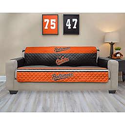 MLB Baltimore Orioles Sofa Cover