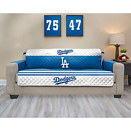 MLB Los Angeles Dodgers Sofa Cover