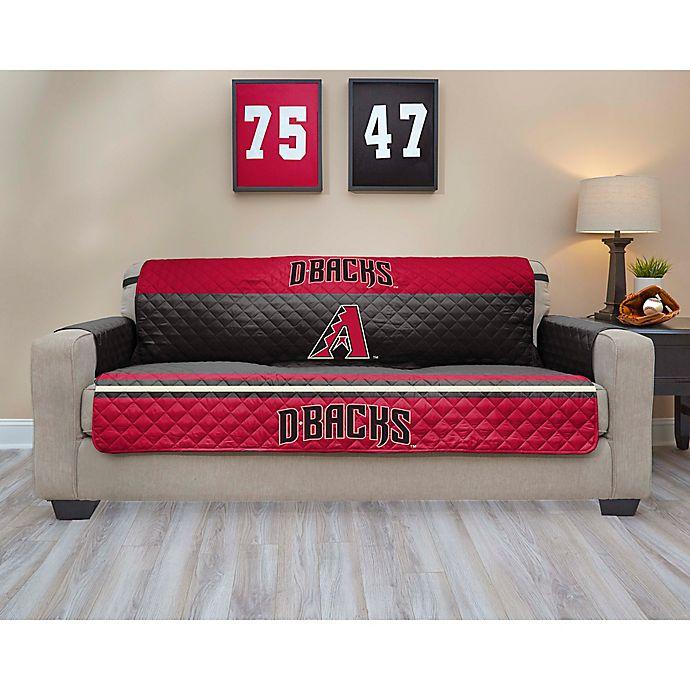 Alternate image 1 for MLB Arizona Diamondbacks Sofa Cover