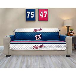 MLB Washington Nationals Sofa Cover