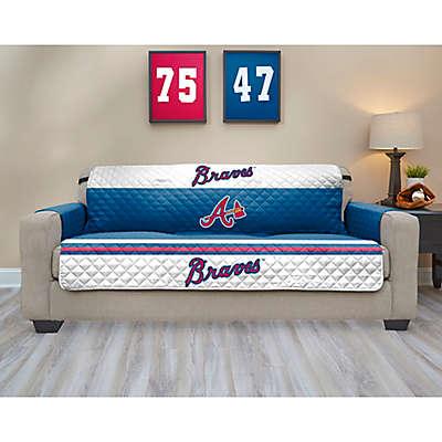 MLB Atlanta Braves Sofa Cover
