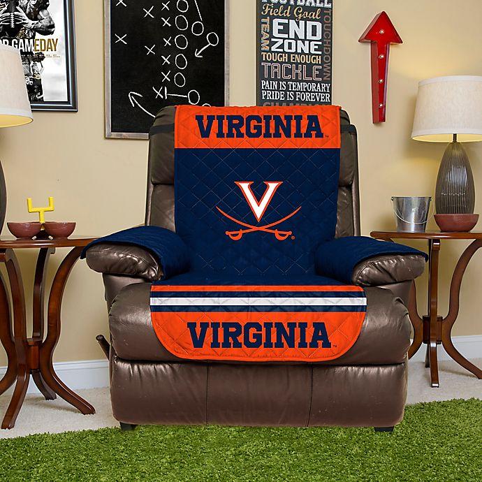 University Of Virginia Recliner Cover
